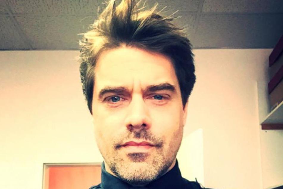 """Raphael Vogt (42) sagt """"niemals nie"""" zu einem GZSZ-Comeback."""