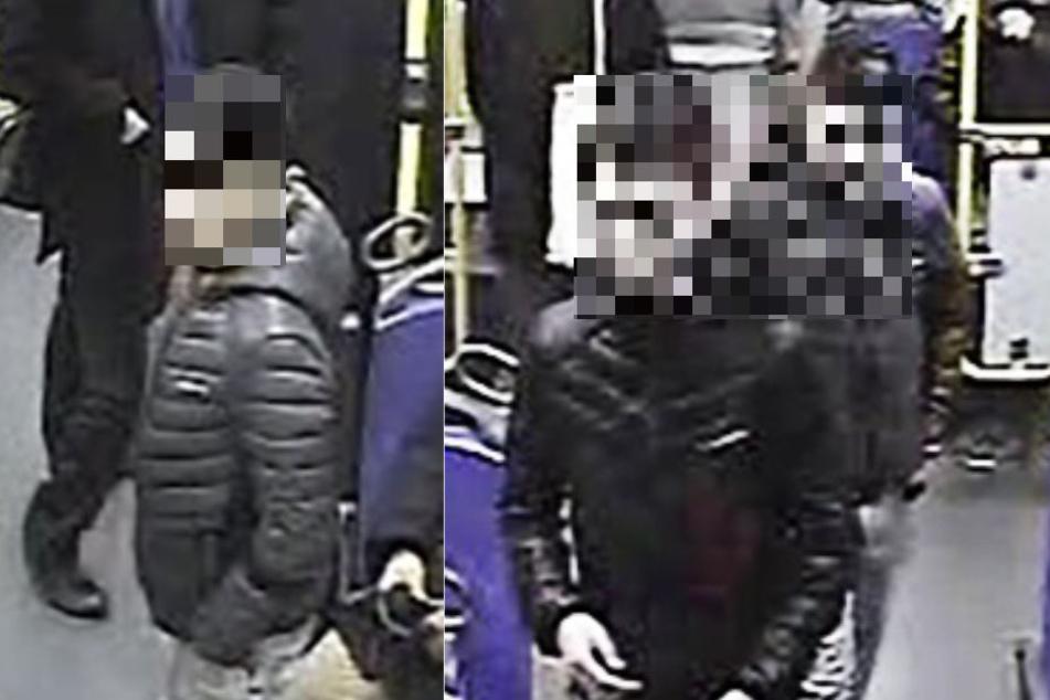 Die Verdächtigen wurden inzwischen ermittelt. Es handelt sich um Kinder.