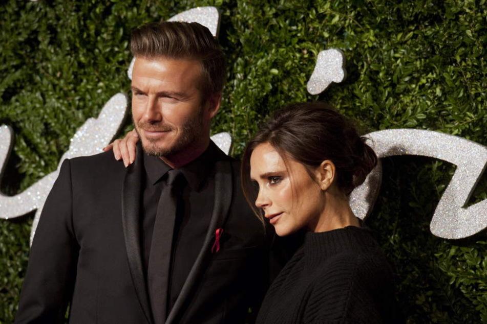 David (43) und Victoria Beckham (43) können stolz auf ihren Sohn Romeo (16) sein.