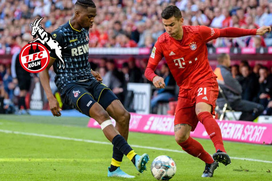 Nach Roter Karte gegen Kölner Kingsley Ehizibue: DFB verhängt Sperre
