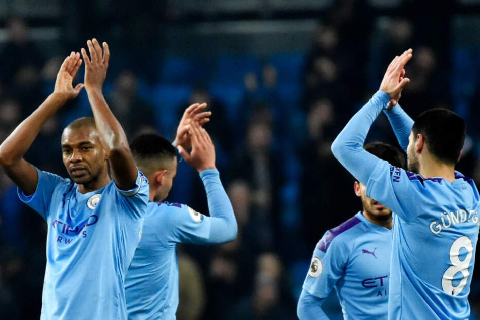Diese Nachricht von der Sperre trifft Manchester City und die Spieler hart.