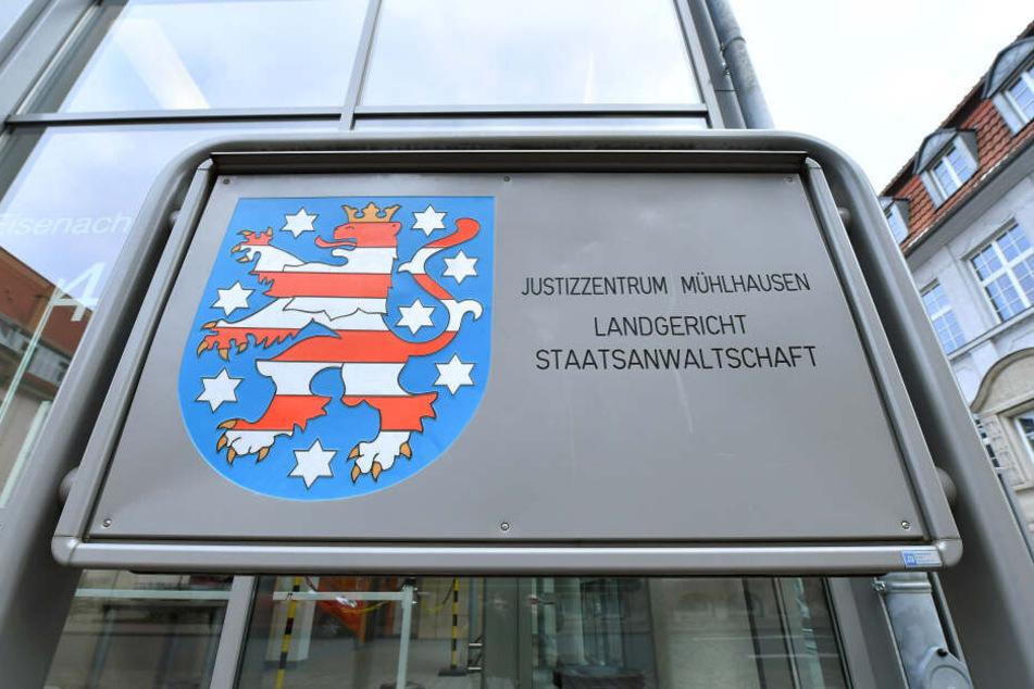 Vor dem Gericht in Mühlhausen wurde nun ihre Strafe verhandelt.