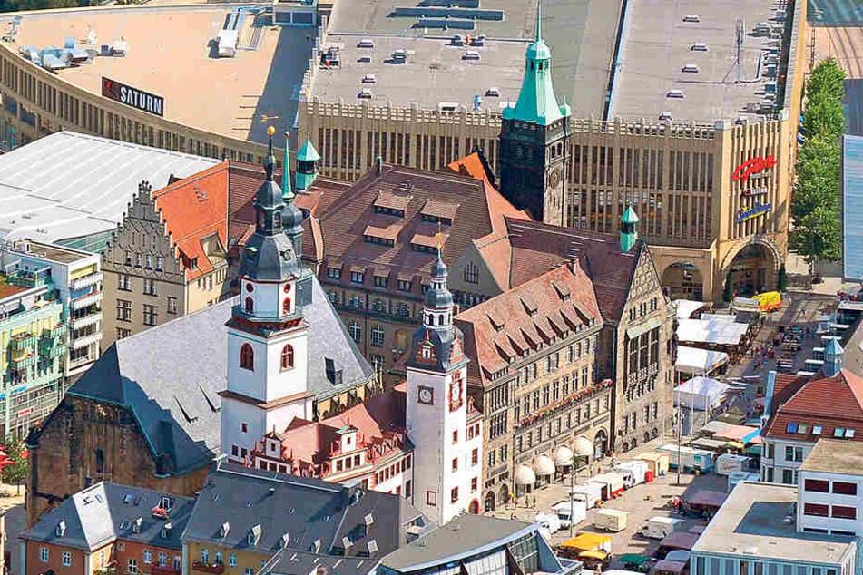 Chemnitz. Die Stadt wird oft unterschätzt, hat jedoch mit einem guten Konzept die Chance auf den Kulturhauptstadt-Titel.