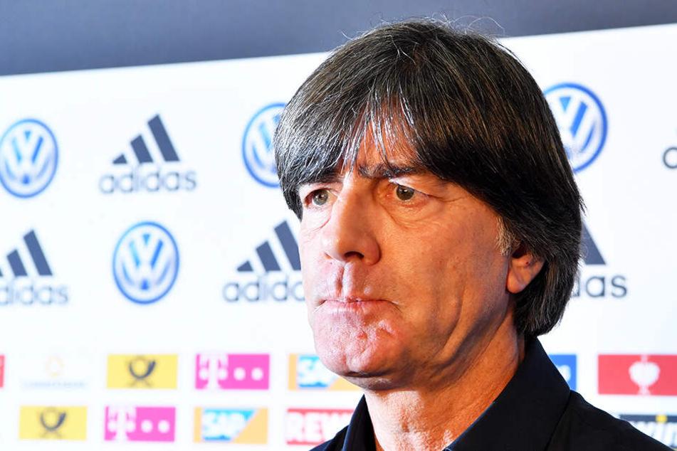 Bundestrainer Joachim Löw geht mit seiner Kader-Nominierung ein hohes Risiko ein.
