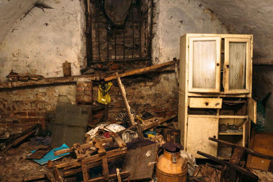 Im Keller wurde die Leiche des Baby entdeckt (Symbolfoto).