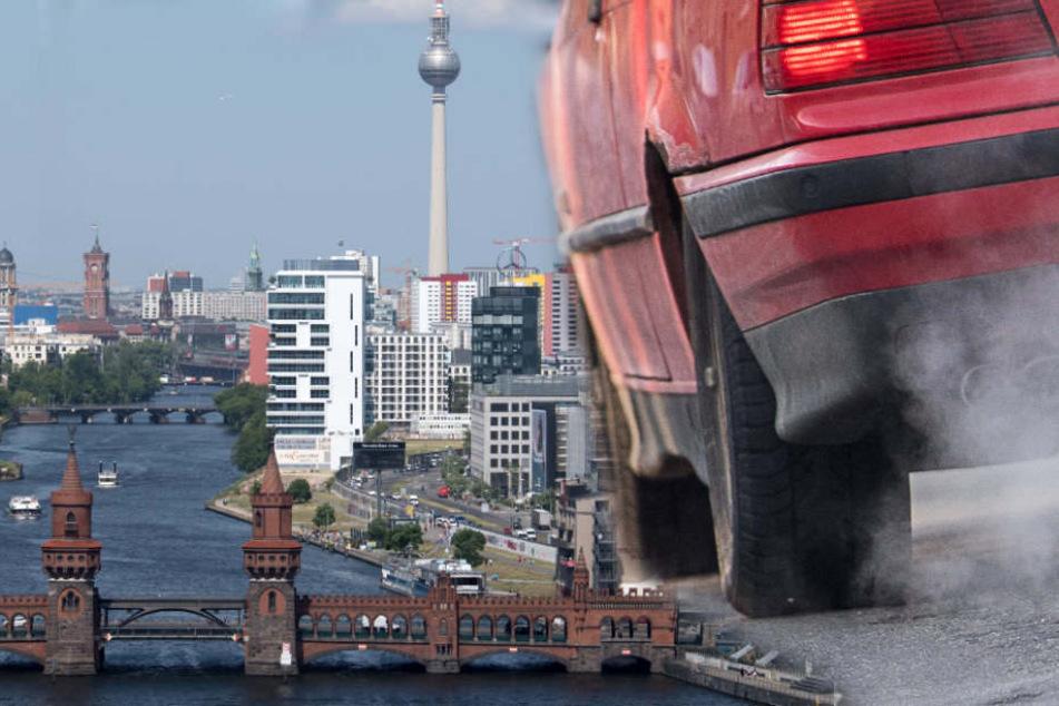 Berliner sollten wenn möglich auf das Auto verzichten.
