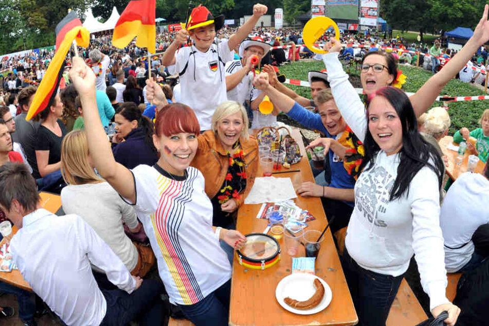 Deutschland-Südkorea: Public Viewing-Tipps für Chemnitz
