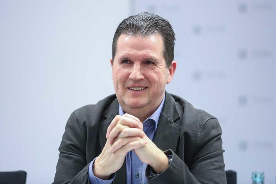 Bessere Technik, mehr Mitarbeiter, mehr Blitzer: Ordnungsamtschef Ralf Lübs.