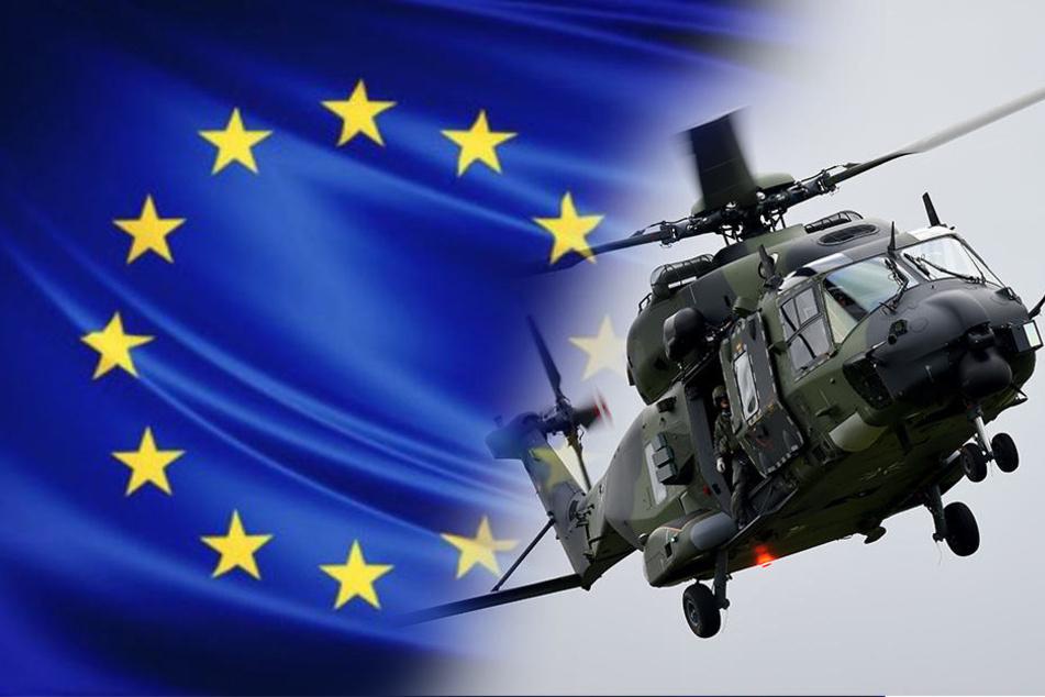 Bundeswehr: Kommt es zum Zerfall der EU?