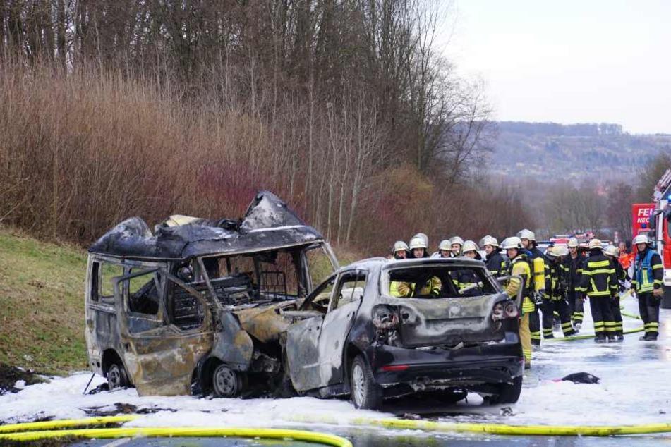 Die Ermittlungen zur Unfallursache laufen noch.