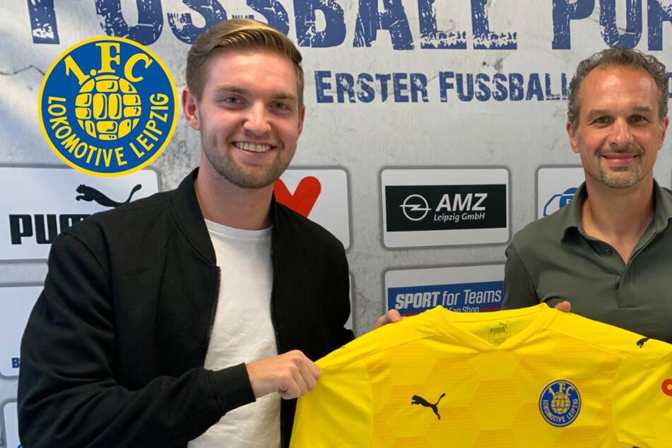 Neuzugang aus der Bundesliga: Lok Leipzig holt sich Nils Stendera ins Team