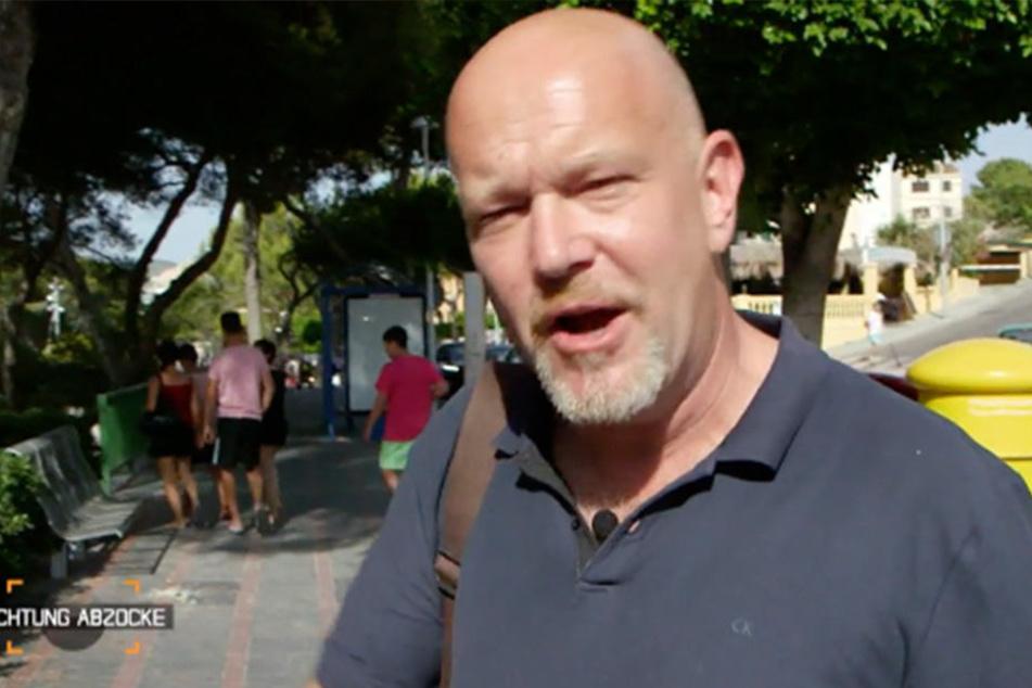 Peter Giesel versucht auf Mallorca, den Urlaub der Familie zu retten.