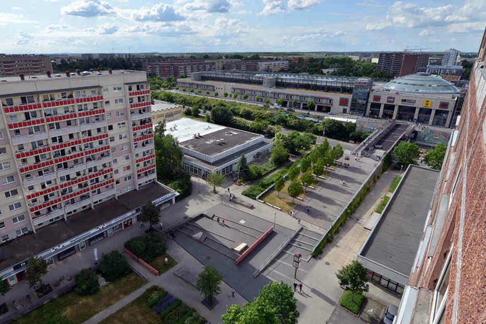 Der Bereich rund um das Grünauer Allee-Center gilt als ein Brennpunkt. (Archivbild)