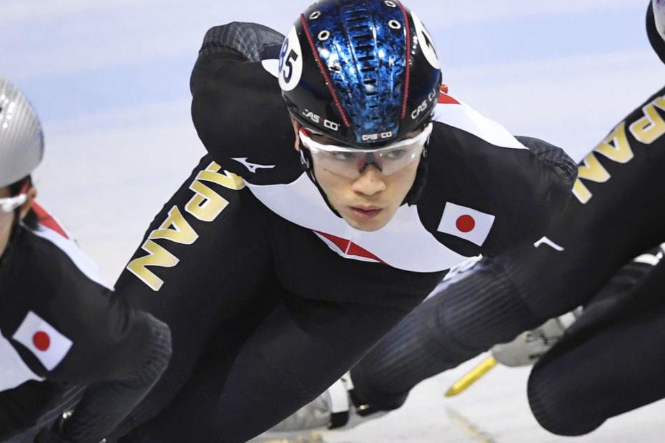 Kei Saito vom japanischen Team wurde positiv auf Doping getestet.