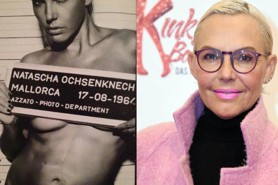 Sex-Talk mit Natascha Ochsenknecht: Wenn die Löwin vom Kronleuchter springt