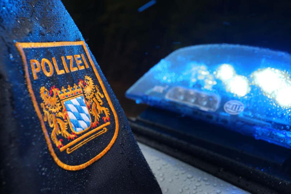 Die Polizei Schwaben Nord war mit mehreren Streifenwagen im Einsatz. (Symbolbild)