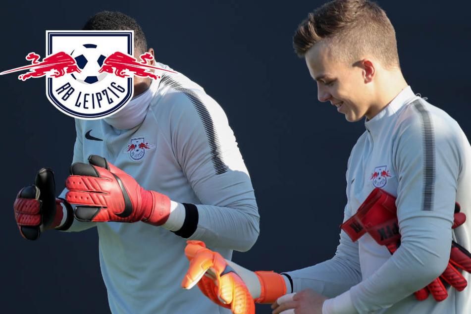 Medienbericht: RB Leipzig verkauft Torwart-Talent nach Salzburg