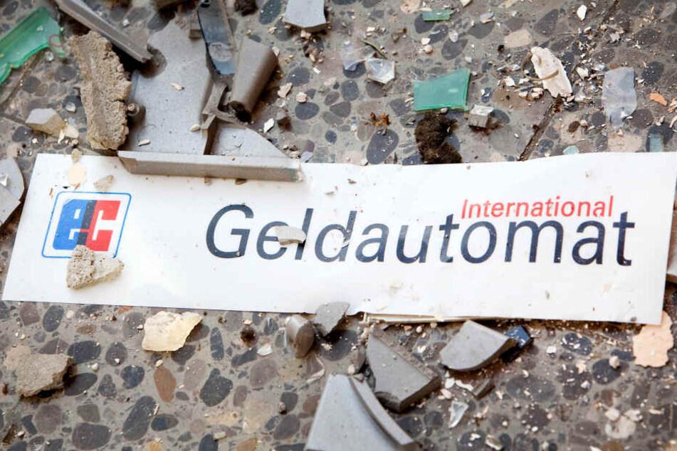 Automatensprenger machten in den vergangenen Jahren Millionen Euro an Beute, sorgten aber auch für hohen Sachschaden.