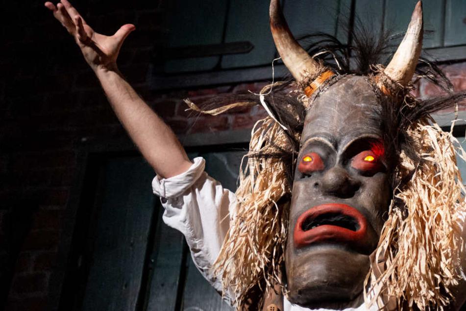 Afrikanischer Voodoo-Zauber sorgt für Angst und Schrecken