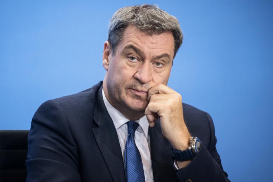 Bayerns Ministerpräsident Markus Söder (53, CSU) hält die Coronavirus-Lage fast für gefährlicher als im Frühjahr.