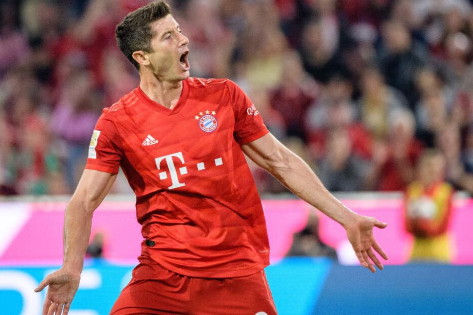Robert Lewandowski und der FC Bayern München sollen sich geeinigt haben.