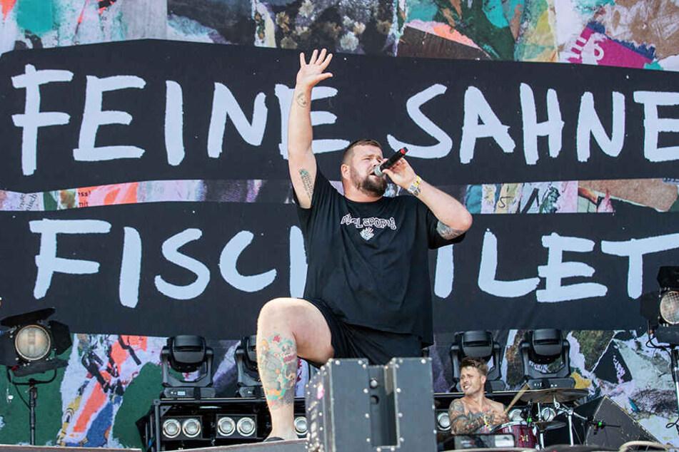 Feine Sahne Fischfilet überraschen ihre Dresden-Fans!