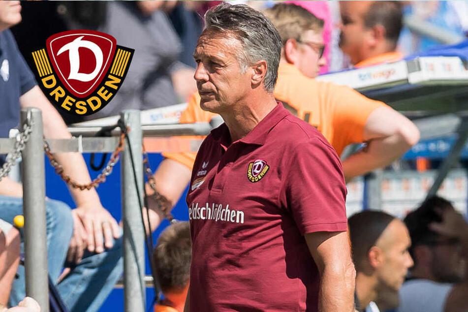 """Dynamo-Neuhaus stinksauer: """"Das hat nichts mit zweiter Liga zu tun"""""""