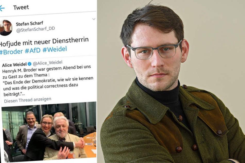 """Nach """"Hofjude""""-Spruch: FDP fordert Scharf zum Rücktritt auf"""