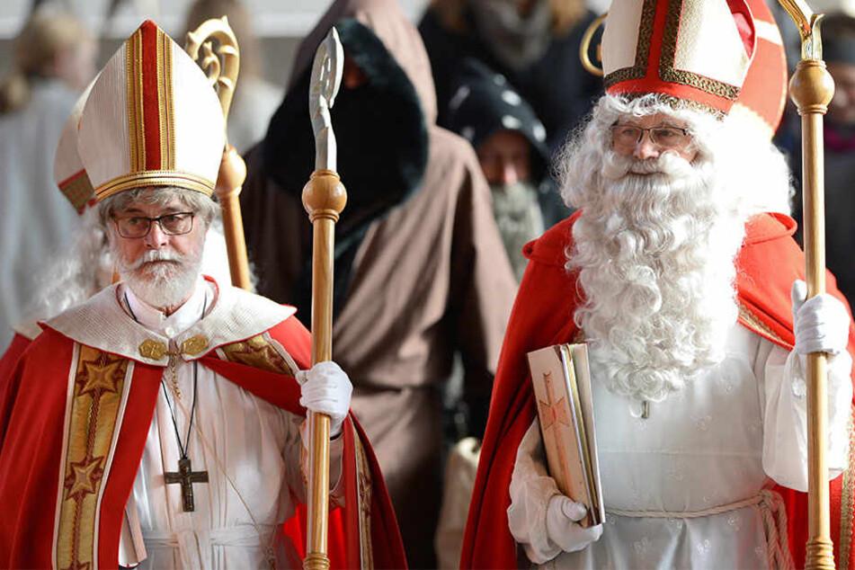 Über den Nikolaus gibt es mehrere Legenden.