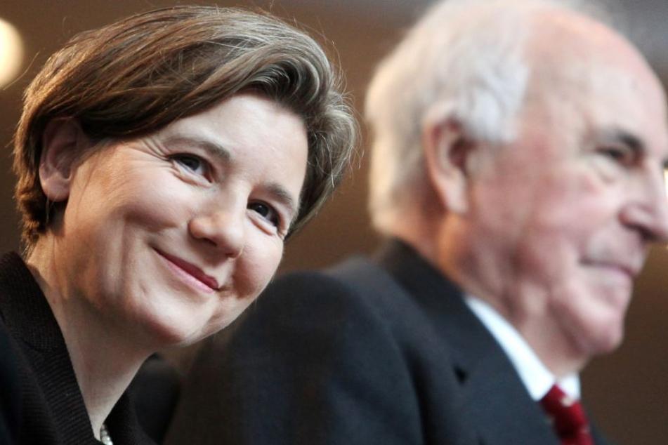 Urteil: Witwe von Helmut Kohl geht leer aus