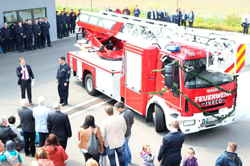 Wegen illegaler Preisabsprachen hat die Stadt Oschatz deutlich zu viel Geld für Feuerwehrautos investiert.