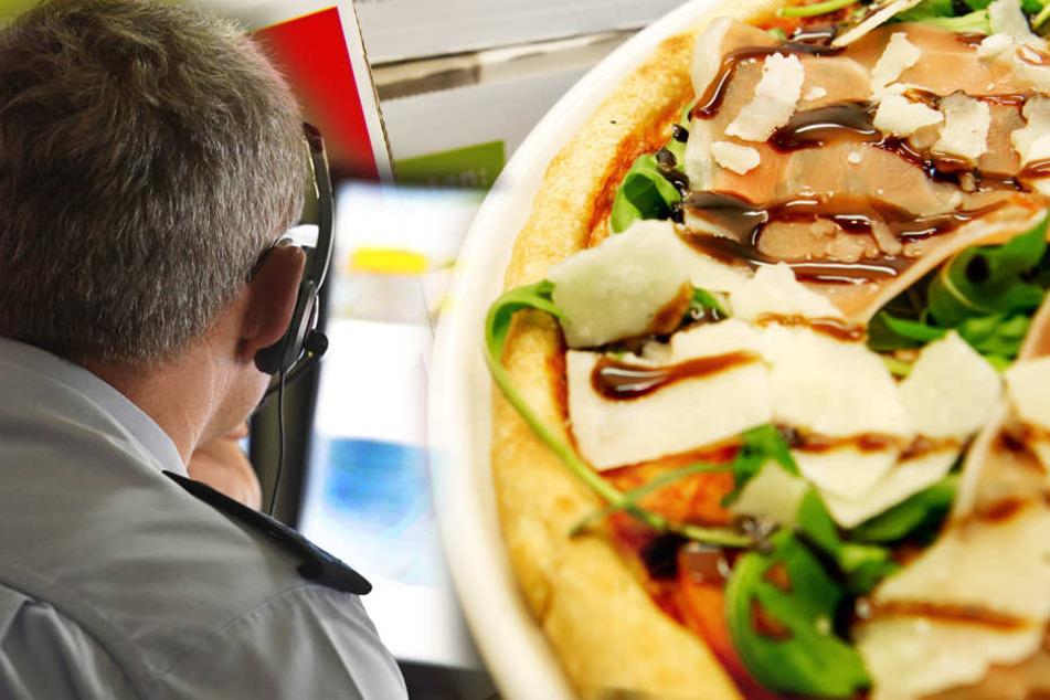 Polizei warnt: Darum bekommt Mordkommission ständig Pizza geliefert