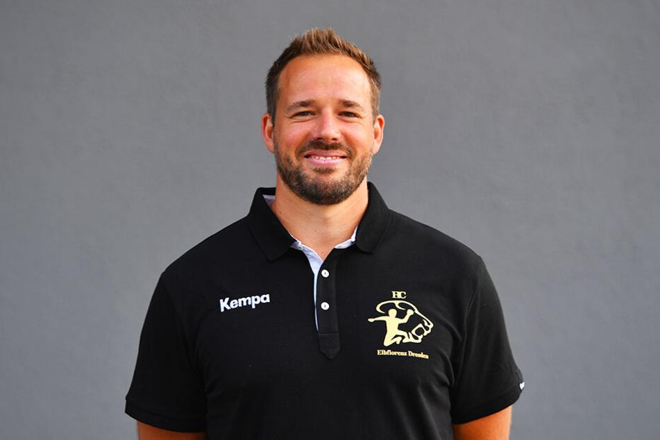HCE-Coach Christian Pöhler weiß um die Schwere der Aufgabe in Hamburg.