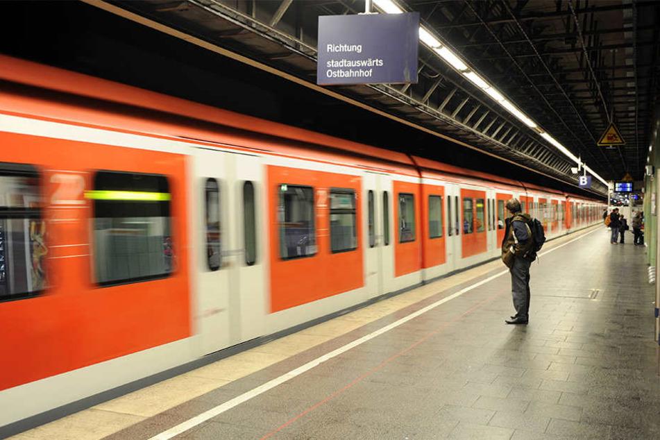 In München wurde ein 51-Jähriger in der S-Bahn krankenhausreif geschlagen. (Symbolfoto)