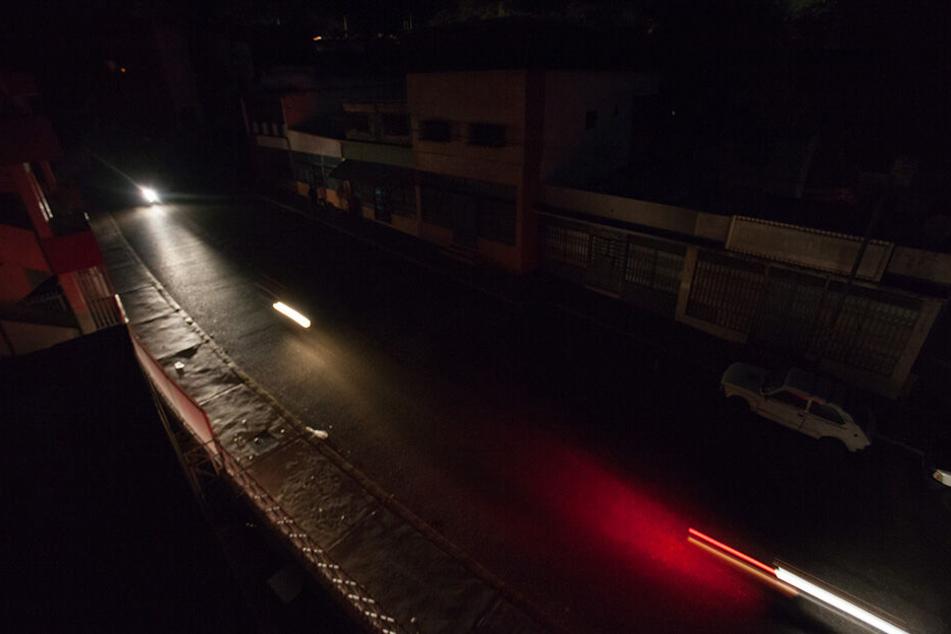 Kürzere Stromausfälle gehören in Venezuela zwar zur Normalität, aber rund 24 Stunden ohne Strom sind auch für das krisengebeutelte Land ungewöhnlich.