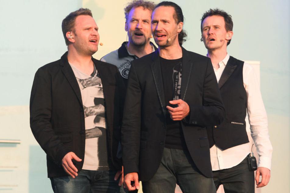 Die Wise Guys erhielten 2013 einen Echo, lösten sich später auf.