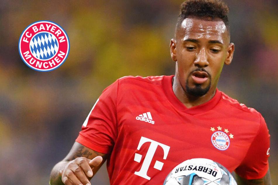 Bayern-Hammer: Spielt Jerome Boateng bald für Juventus Turin?