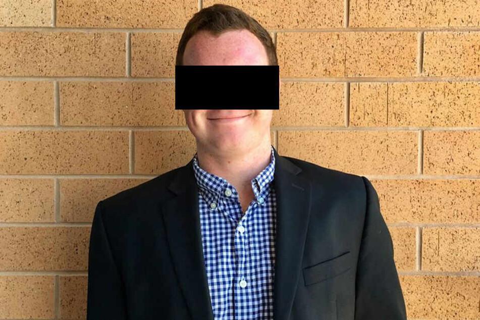 Thomas S. (21) bekannte sich bisher nicht schuldig.