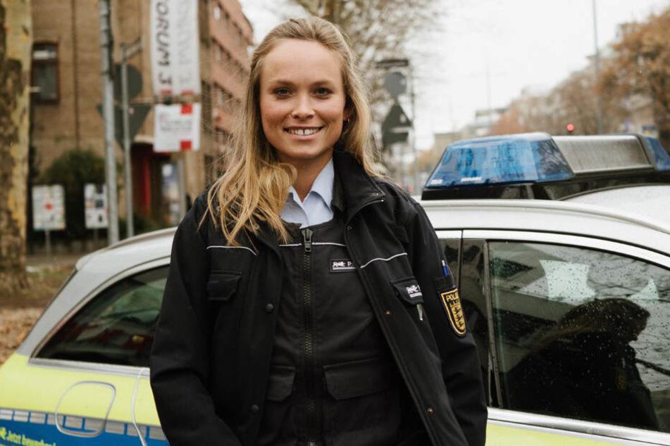 Nadine Berneis ist Polizistin und Miss Baden-Württemberg.