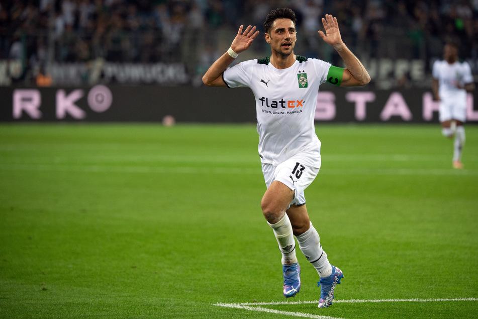 Lars Stindl (33) geht bei Gladbach als Kapitän und als Führungsspieler voran. Außerdem ist er der derzeit der erfolgreichste Torschütze im Klub.