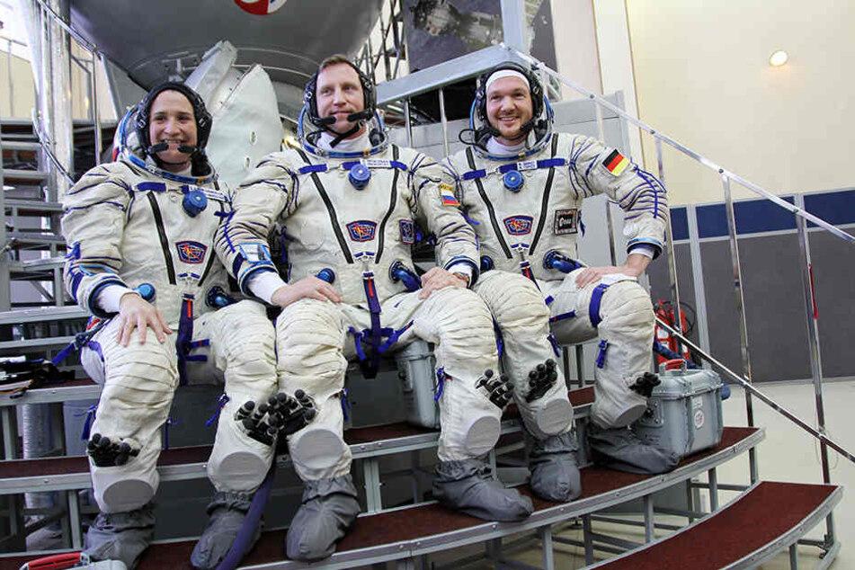 Im Juri-Gagarin-Kosmonautentrainingszentrum in Russland findet ein Großteil der Ausbildung statt.