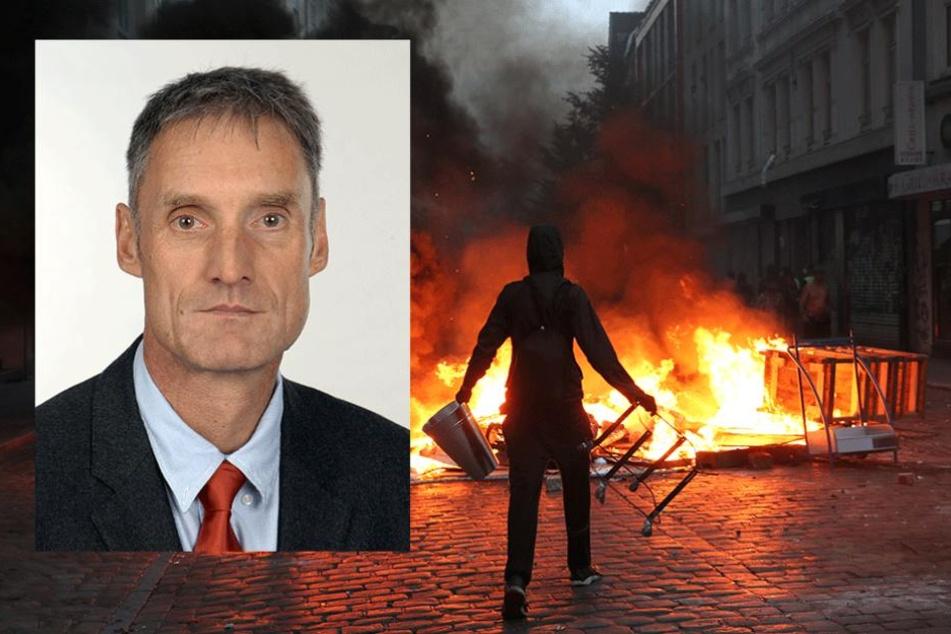 """Sachsens SEK- Chef Sven Mewes (57): """"Der Schusswaffengebrauch war für uns freigegeben."""""""