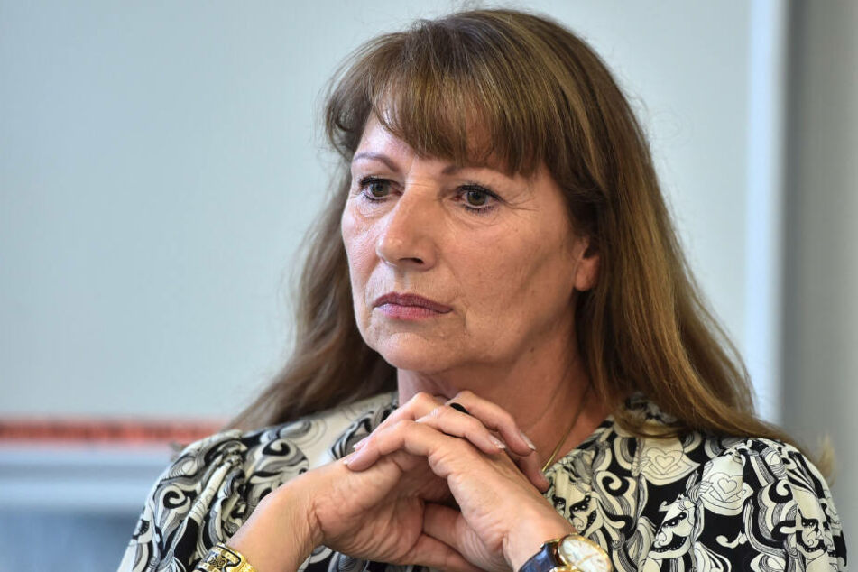 Gesundheitsministerin Petra Köpping (61, SPD).