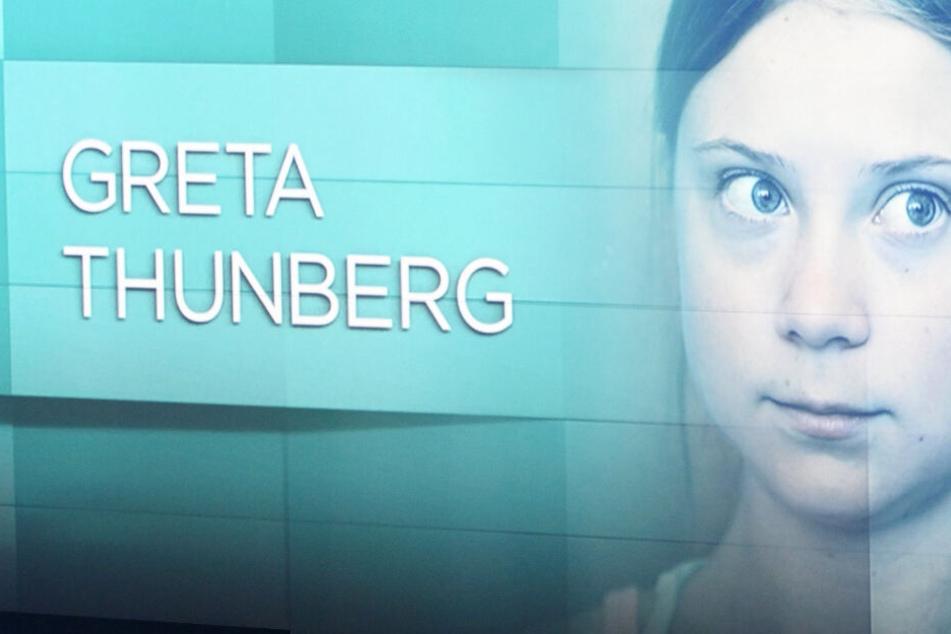 Greta Thunberg konnte bei der Preisverleihung nicht selbst vor Ort sein.
