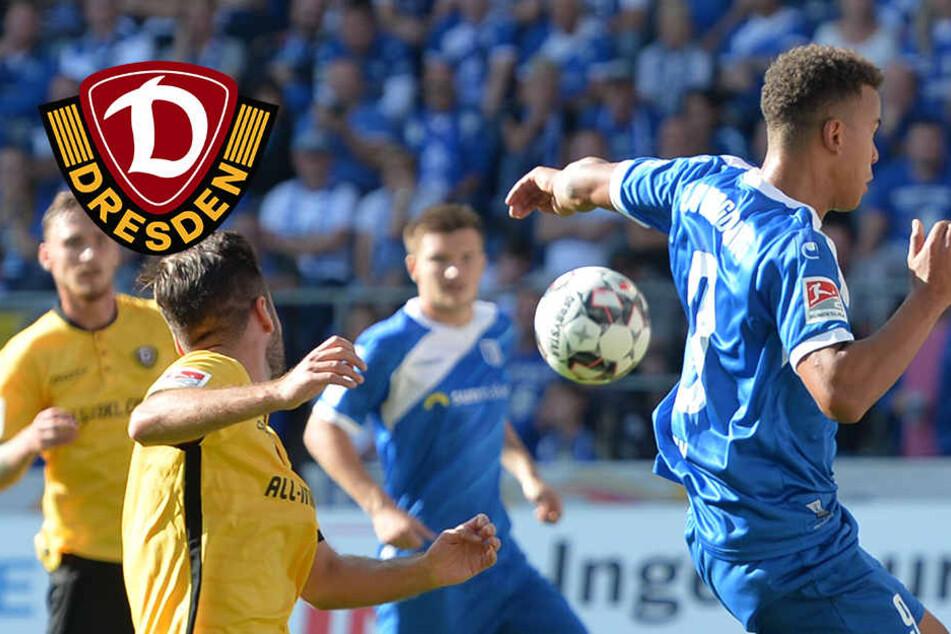 Unfassbar! Dynamo verschenkt den Sieg in Magdeburg