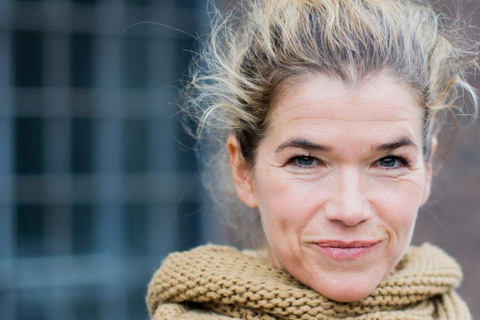 In Köln zu wohnen und kein Kölsch zu mögen ist ein Problem, findet Anke Engelke (52).