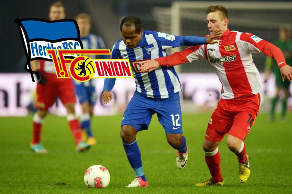 Wegen Stadtderby: Erste Streitigkeiten zwischen Hertha und Union?