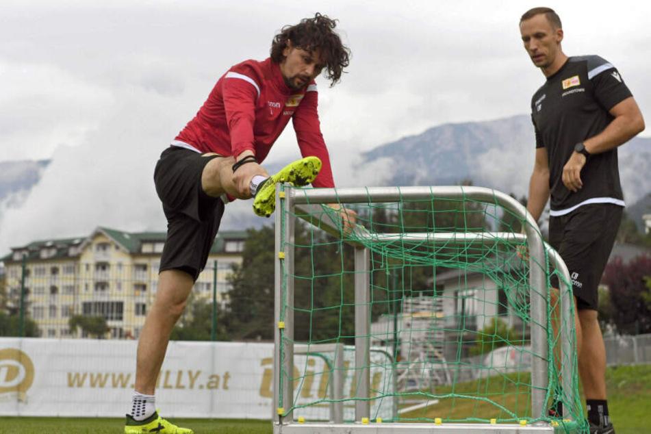 Neven Subotic (l.) wird im DFB-Pokal wohl nicht spielen.