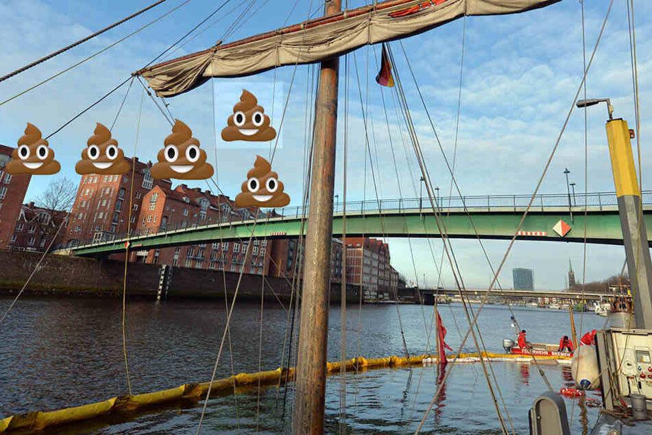 In Bremen wurde zahlreiche Häuser mit Kot beworfen. Warum und wer steckt dahinter?