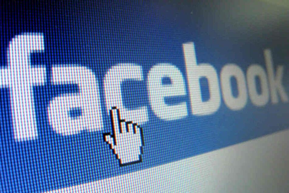 Facebook machte am Abend Probleme.